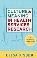 Culture and Meaning in Health Services Research: An Applied Approach 1598741373 Book Cover