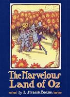 The Marvelous Land of Oz 0345335686 Book Cover