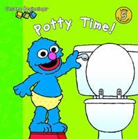 Sesame Beginnings: Potty Time! (Sesame Beginnings) 0375836950 Book Cover