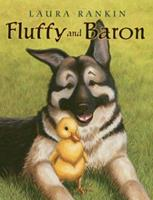 Fluffy and Baron 0545238331 Book Cover
