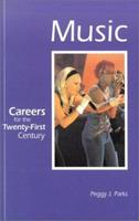 Careers in Music 1590182235 Book Cover