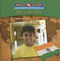 I Come from India 0836872428 Book Cover