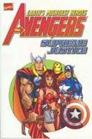 Avengers: Supreme Justice (Marvel Comics) 0785107738 Book Cover