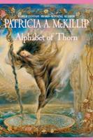 Alphabet of Thorn 0441011306 Book Cover