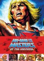 The Art of He-Man and the Masters of the Universe 1616555920 Book Cover