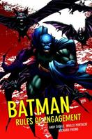 Batman: Rules of Engagement 1401214819 Book Cover