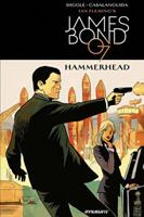 James Bond: Hammerhead 1524103225 Book Cover