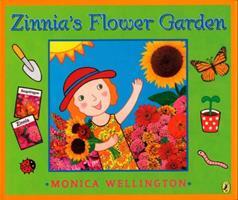 Zinnia's Flower Garden 0142407879 Book Cover