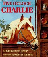 Five O'Clock Charlie 0689718713 Book Cover