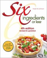 Six Ingredients or Less 0942878108 Book Cover