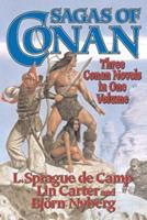 Sagas of Conan 0765310546 Book Cover