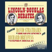 The Lincoln-Douglas Debates 0060924608 Book Cover