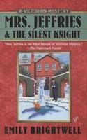 Mrs. Jeffries and the Silent Knight (Victorian Mysteries) 0425207080 Book Cover