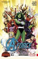 A-Force, Volume 0: Warzones! 078519861X Book Cover