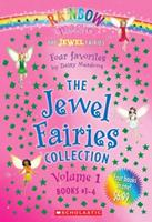 Jewel Fairies, Volume 1 (Jewel Fairies, #1-4), (Rainbow Magic) 0545088380 Book Cover