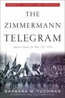 The Zimmermann Telegram 0345324250 Book Cover