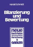 Bilanzierung Und Bewertung 3409101314 Book Cover