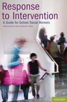 Response to Intervention: A Guide for School Social Workers 0195385500 Book Cover