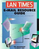 LAN Times E-mail Resource Guide 0078820529 Book Cover