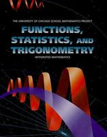 Functions, Statistics, and Trigonometry 0673459268 Book Cover