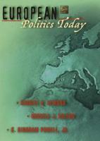 European Politics Today (Longman Series in Comparative Politics) 0321002814 Book Cover