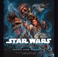 Star Wars: Scum and Villainy: A Star Wars Roleplaying Game Supplement (Star Wars Roleplaying Game) 0786950358 Book Cover