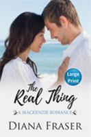 The Real Thing 1927323738 Book Cover