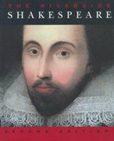 The Riverside Shakespeare 0395044022 Book Cover