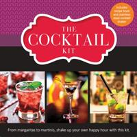 The Cocktail Kit 0785833552 Book Cover