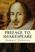 Preface to Shakespeare 1406535087 Book Cover