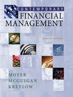 Contemporary Financial Management 0324008945 Book Cover