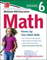 McGraw-Hill's Math Grade 6 0071747303 Book Cover