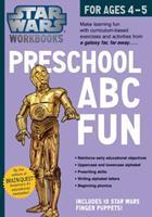 Star Wars Workbook: Preschool ABC Fun 0761178031 Book Cover