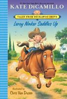 Leroy Ninker Saddles Up 0763680125 Book Cover