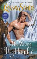 The Wrong Highlander 0062469002 Book Cover