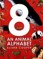 8: An Animal Alphabet 0545470838 Book Cover
