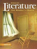 Glencoe Literature: The Readers Choice Course 5 0078454808 Book Cover