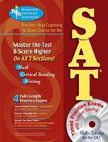 Sat I : The Best Coaching and Study Course for the Scholastic Assessment Test I : Reasoning Test (College Admission & Related Tests 0738600563 Book Cover