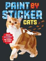 Paint by Sticker: Cats 152350448X Book Cover