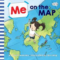 Me on the Map 0590107054 Book Cover