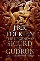 The Legend of Sigurd & Gudrún 0547273428 Book Cover