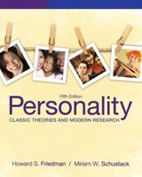 Personality: Classic Theories and Modern Research 0205139531 Book Cover