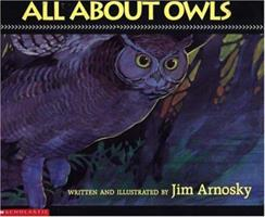 All About Owls (All About Series) 043905852X Book Cover