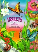 Insects: At Your Fingertips (At Your Fingertips Series/Boards) 1562933353 Book Cover