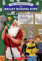 Santa Claus Doesn't Mop Floors 0590444778 Book Cover