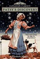 Patsy's Discovery (Daughter's of Liberty) 0671001329 Book Cover