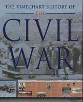 The Timechart History of the Civil War 0785828761 Book Cover