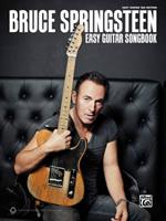 Bruce Springsteen Easy Guitar Songbook: Easy Guitar Tab 0739093991 Book Cover