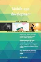 Mobile App Development: Quick Reference 197963758X Book Cover