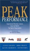 Peak Performance 1587990067 Book Cover
